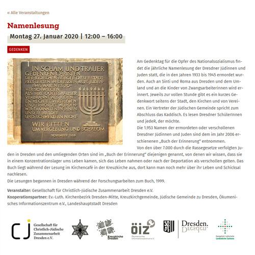 Website/Broschüre zur Woche der Brüderlichkeit 2020