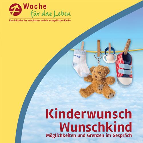 Flyer/Poster zur Woche für das Leben