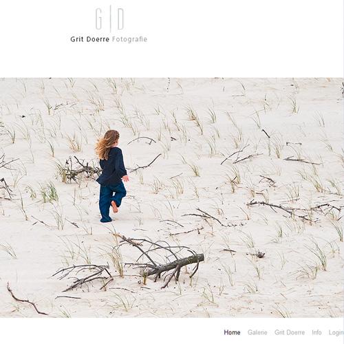 Website Grit Doerre Fotografie