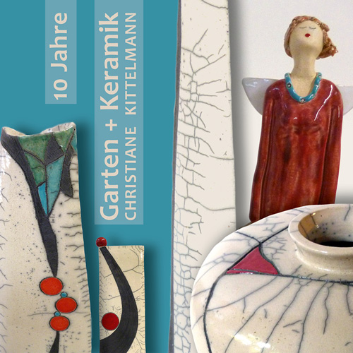 Garten + Keramik Christiane Kittelmann
